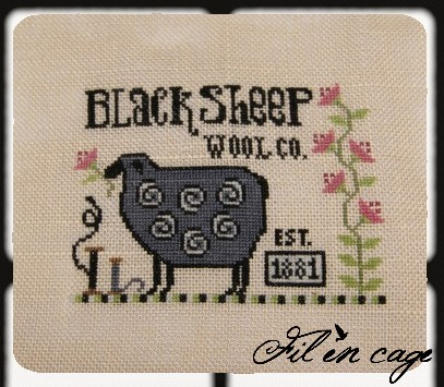 black sheep fini