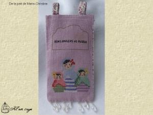 Echange matriochka - cadeau reçu 05-2012