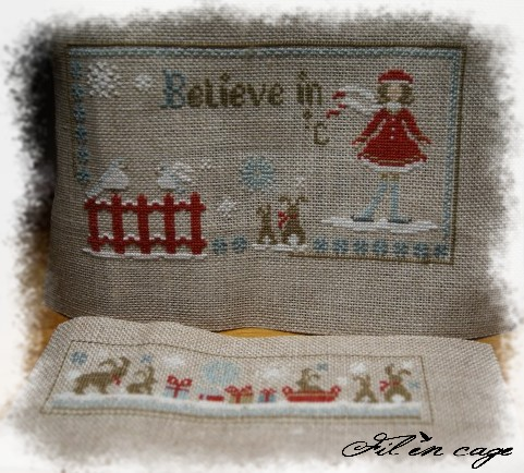 My Christmas stocking 2012 - The Magic - L'atelier perdu2
