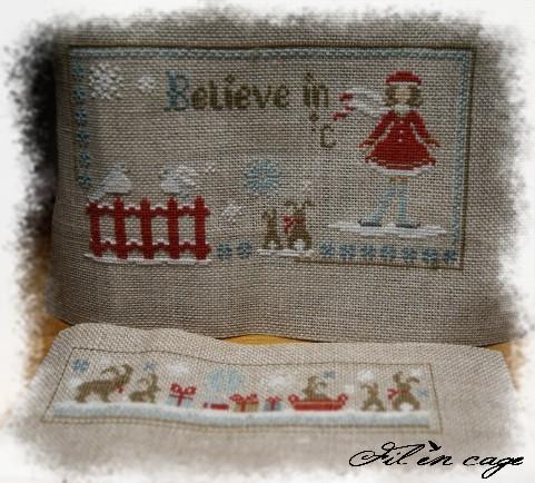 My Christmas stocking 2012 - The Magic - L'atelier perdu2